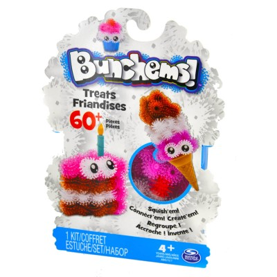 Spin Master Coffret Bunchems Friandises