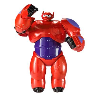 Bandaï Figurine à fonction disney : les nouveaux héros : baymax avec armure