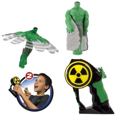 Bandaï Figurine avengers : flying heroes : hulk