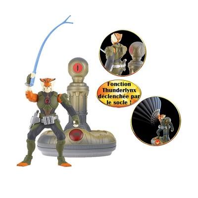 Bandaï Figurine thundercats 10 cm + accessoires : tigro