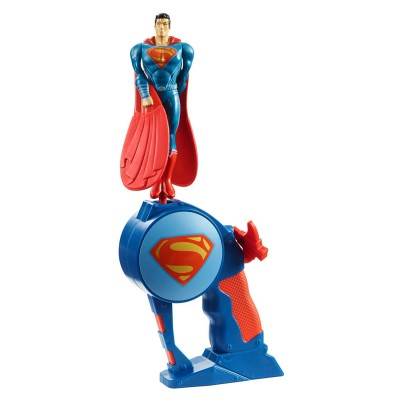 Bandaï Figurine dc comics : flying heroes : superman