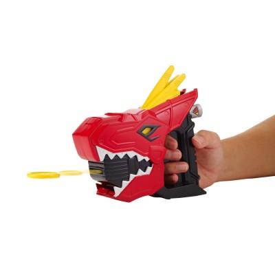 Bandaï Accessoire Power Rangers Dino Charge : Lanceur T-Rex