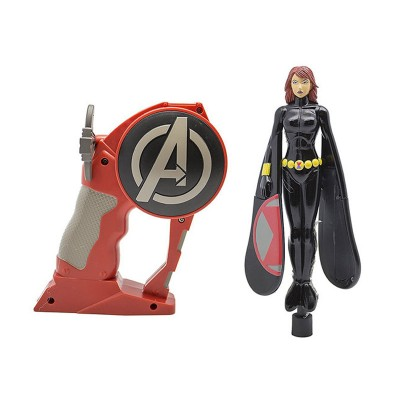 Bandaï Figurine avengers : flying heroes : black widow