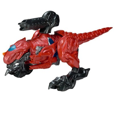 Bandaï Figurine power rangers : zord légendaire deluxe tyrannosaure
