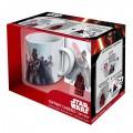 ABY Style Coffret cadeau Star Wars : Mug, porte-clés et stickers : Dark Vador
