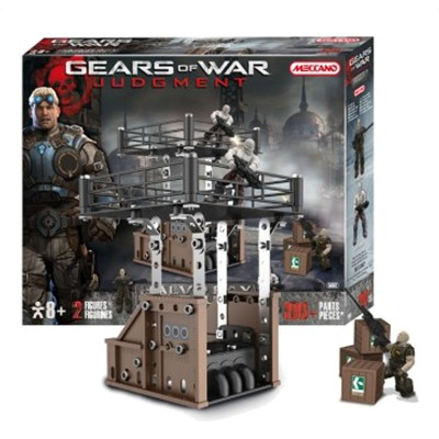 Meccano Meccano gears of wars : halvo bay pursuit gow