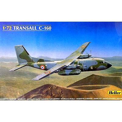 Revell  Maquette avion: Model Set : C160 Transall  Rue des Maquettes