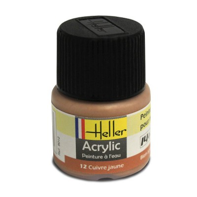 Heller 12 - cuivre jaune