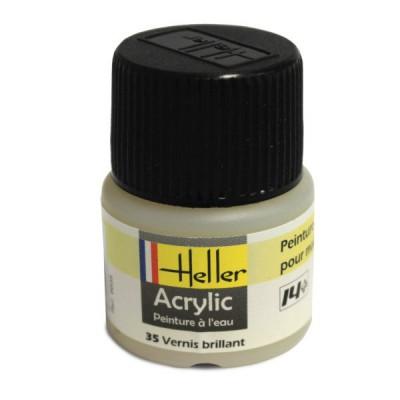 Heller 35 - vernis brillant