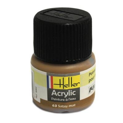 Heller 63 - sable mat