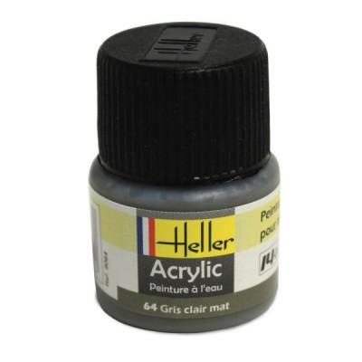 Heller 64 - gris clair mat