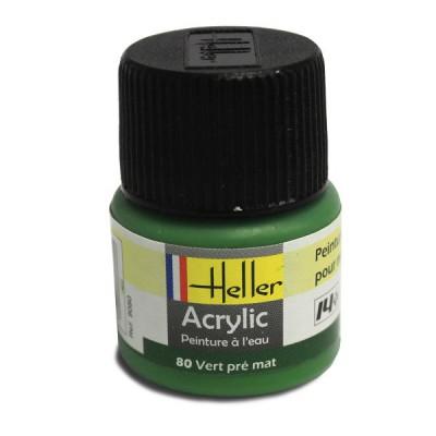 Heller 80 - vert pré mat