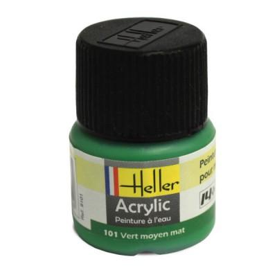 Heller 101 - vert moyen mat