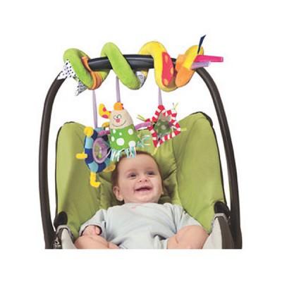 mobile pour poussette spirale kooky taf toys magasin de jouets pour enfants. Black Bedroom Furniture Sets. Home Design Ideas