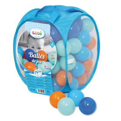 Ludi Balles pour aires de jeux à balles : Bleues
