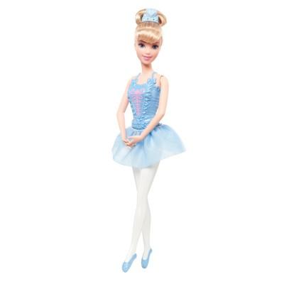 Mattel Poupée Princesses Disney Danse : Cendrillon