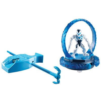 Mattel Toupie et figurine Max Steel : Toupie Turbo fighter : Blaster