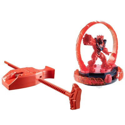 Mattel Toupie et figurine Max Steel : Toupie Turbo fighter : Dredd