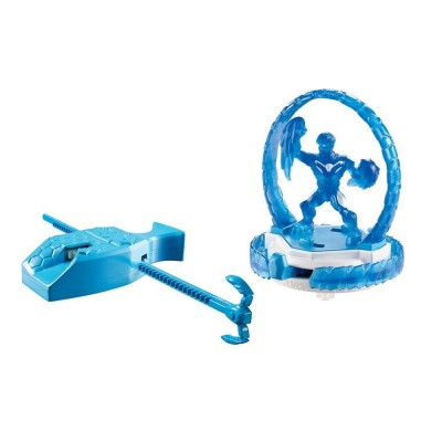 Mattel Toupie et figurine Max Steel : Toupie Turbo fighter : Coup de poing Turbo