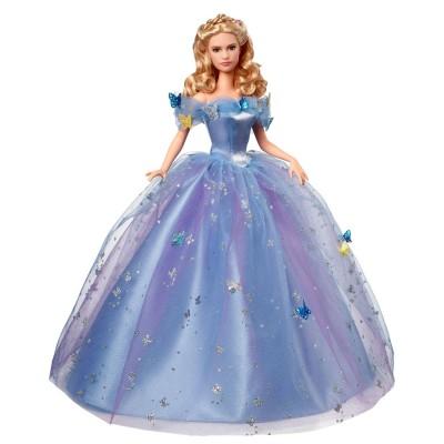 Mattel Poupée Princesse Disney : Cendrillon au bal royal