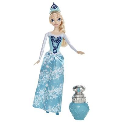 Mattel Poupée La Reine des Neiges : Couleur royale : Elsa