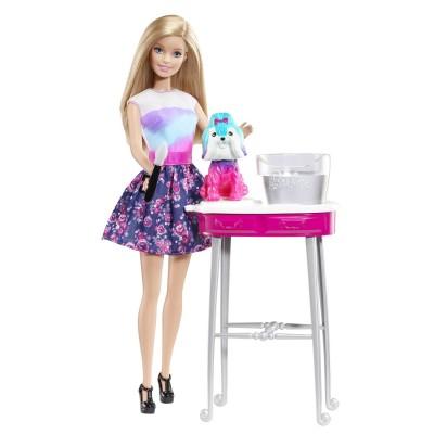 Mattel Poupée Barbie : Maxi couleurs