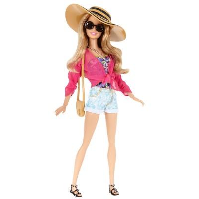 Mattel Poupée Barbie : Mode été : Barbie