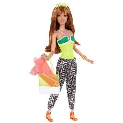 Mattel Poupée Barbie : Mode été : Summer