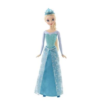 Mattel Poupée La Reine des Neiges : Elsa