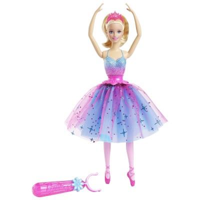 Mattel Poupée Barbie : Danseuse magique