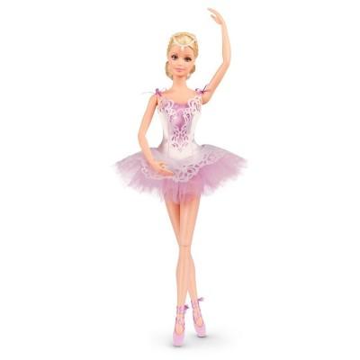 Mattel Poupée Barbie Collector : Danseuse étoile