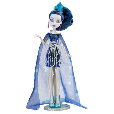 Mattel Poupée Monster High : Guest Star Boo York Boo York : Elle Eedee