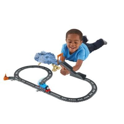 Mattel Circuit de train Thomas et ses amis : Impasse