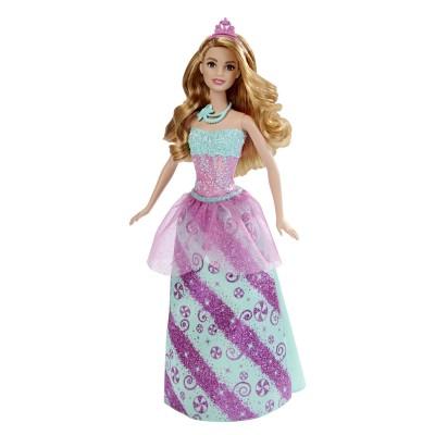 Mattel Princesse multicolore Bonbon