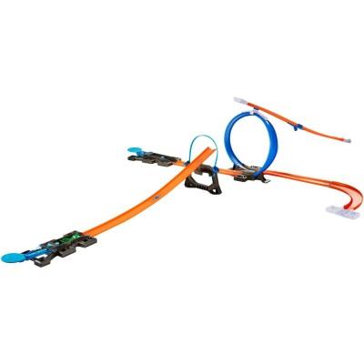 Mattel Extension pour circuit Hot Wheels : Piste transportable