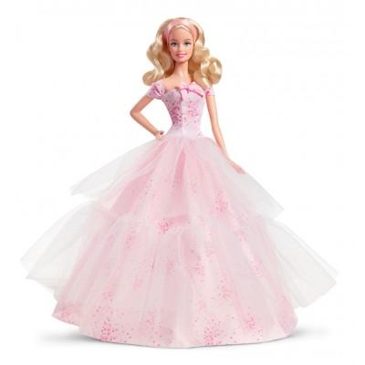 Mattel Poupée Barbie Collection : Joyeux anniversaire 2016
