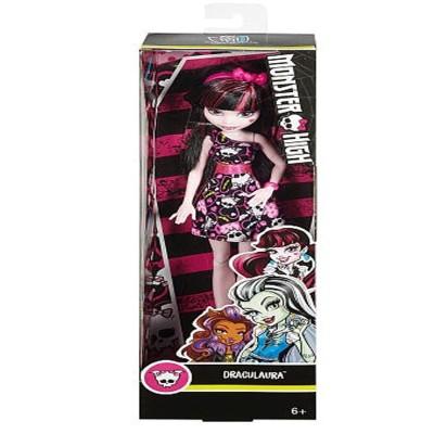 Mattel Poupée monster high : draculaura