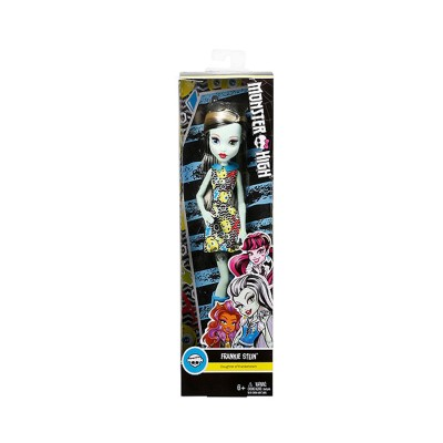 Mattel Poupée monster high : frankie stein