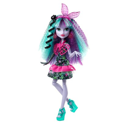 Mattel Poupée monster high electrisant : twyla