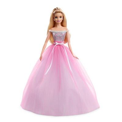 Mattel Poupée barbie collection : joyeux anniversaire