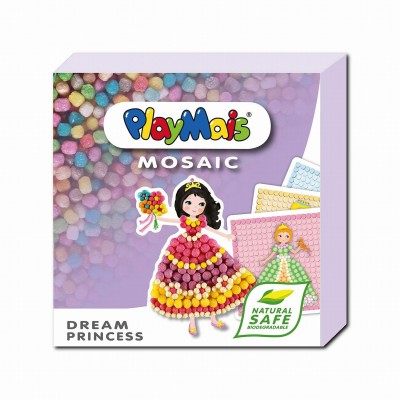 PlayMais Playmais Mosaïc : Princesse