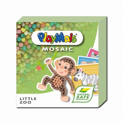 PlayMais Playmais Mosaïc : Zoo