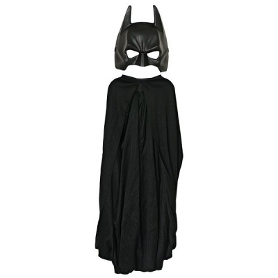 Rubie's Déguisement batman dark night : cape + masque : 6/10 ans