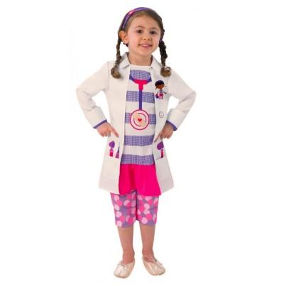 Rubie's Déguisement Docteur la Peluche : Panoplie luxe : 3/4 ans