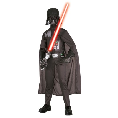 Rubie's Déguisement Star Wars : Dark Vador : 8/10 ans