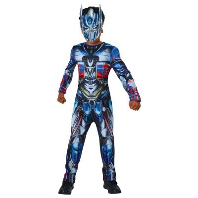 Rubie's Déguisement classique transformers : optimus prime : 7/8 ans
