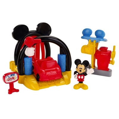 Fisher-Price La station-service de Mickey
