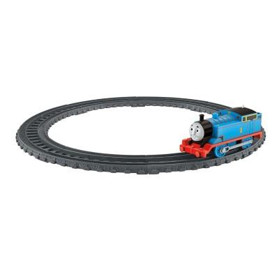 Fisher-Price Circuit de train avec pistes : Thomas & Friends