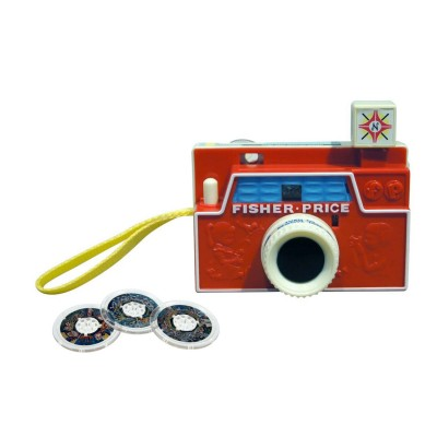 Fisher-Price Appareil photo Vintage Fisher-Price