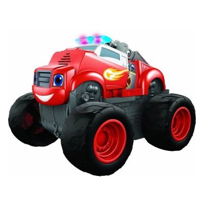 Fisher-Price Camion de pompiers transformable blaze et les monster machines